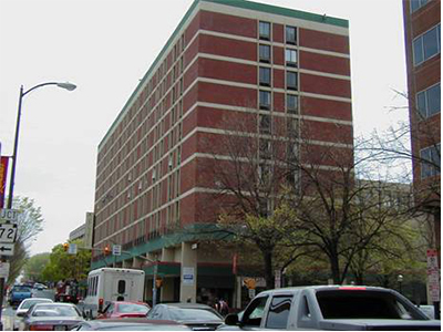 Brunswick Hotel in Lancaster, PA