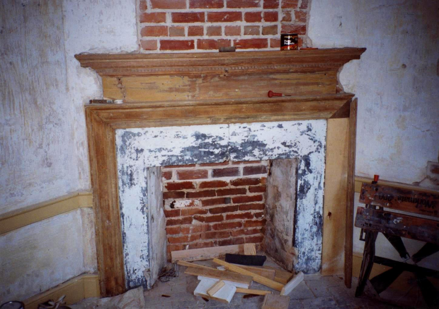 free image old royalty and stock fireplace photo picture