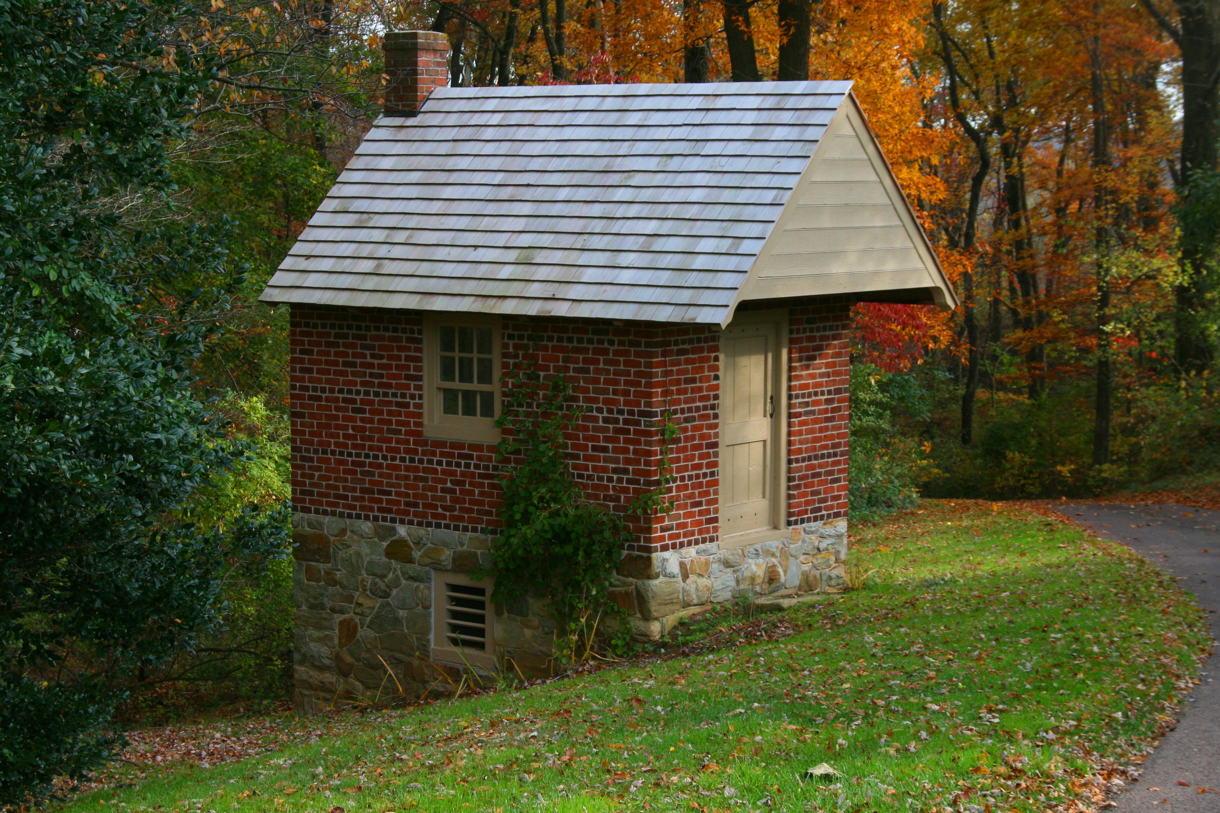 Spring House Gallery | Stone & Brick Spring House Repair ...