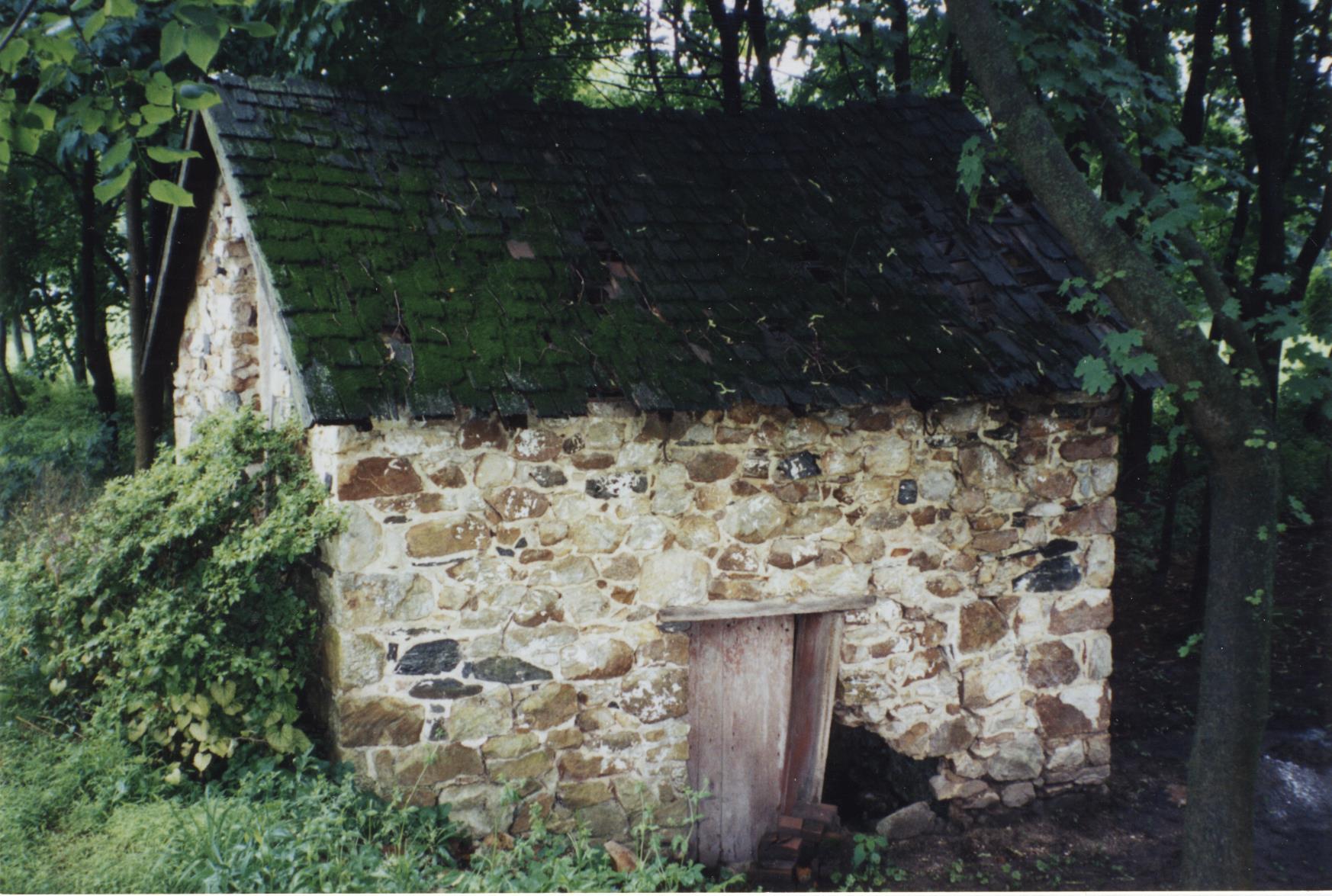Spring House Gallery Stone Amp Brick Spring House Repair