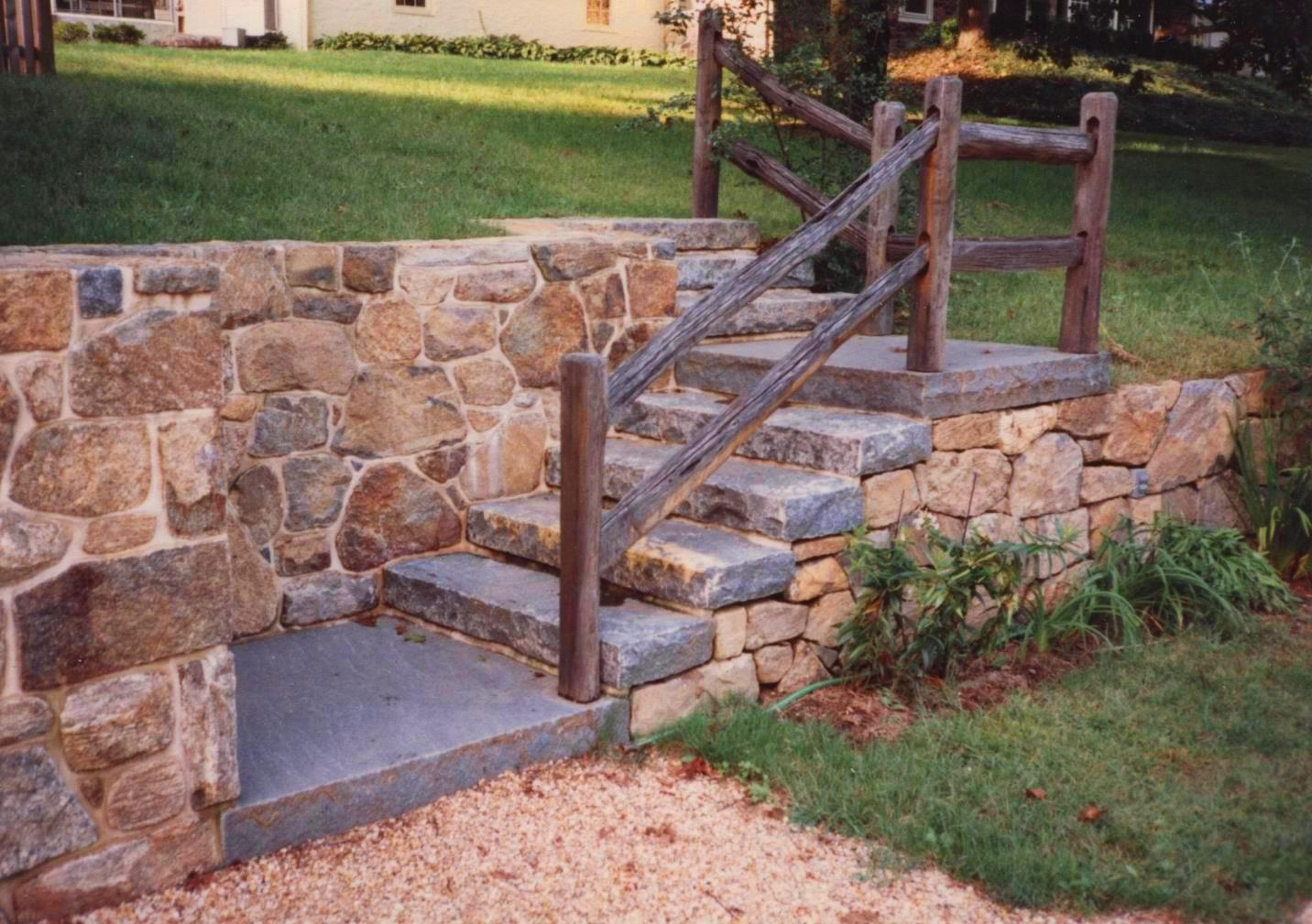 Stone Steps Natural Stone Stairs