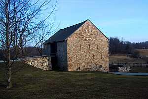a restored barn