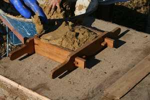 making of a custom brick
